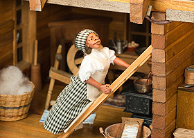 Dollhouse Museum Visitors